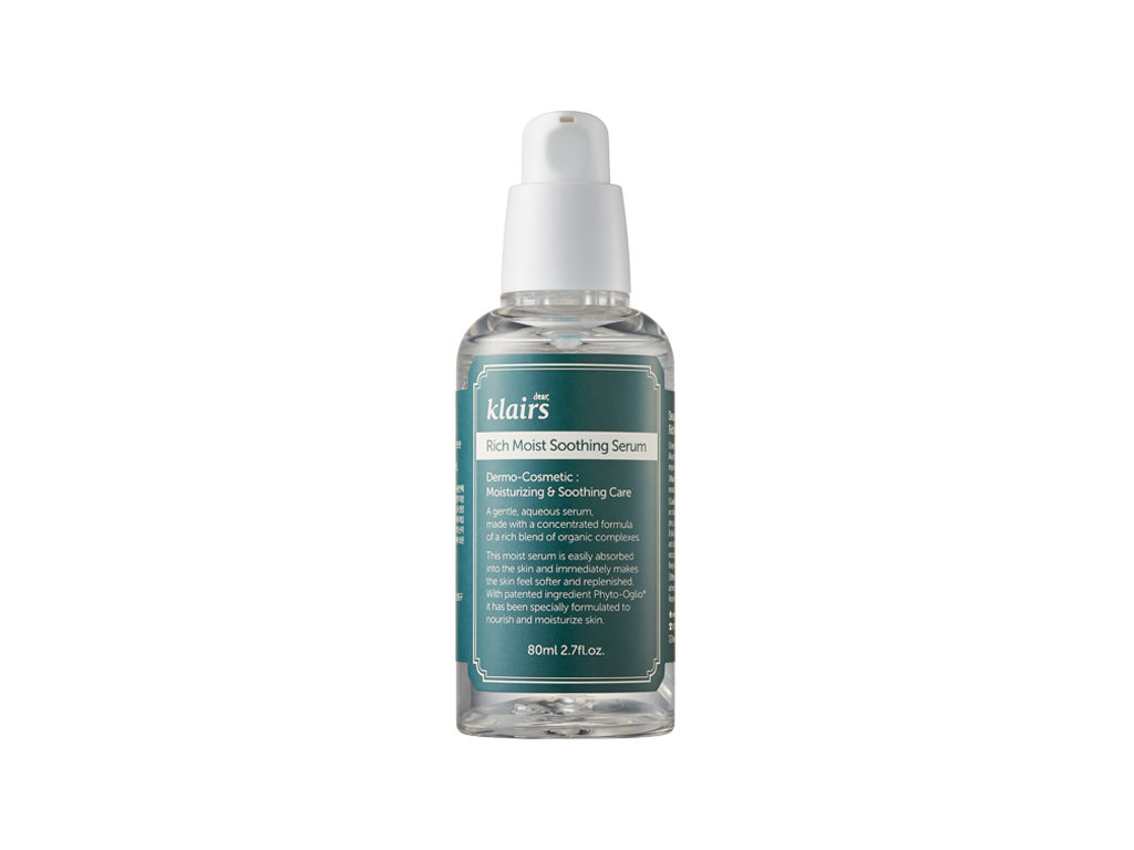 Klairs Rich Moist Soothing Serum